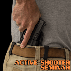 Active Shooter Seminar - June 12, 2018