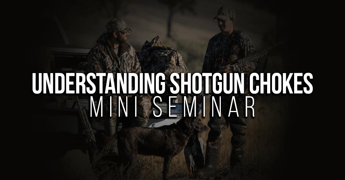 Choke Seminar