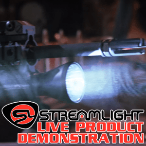 Streamlight Live Product Demonstration